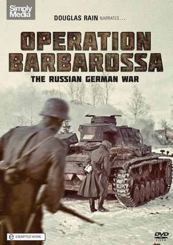 Operation Barbarossa: The Russian German War