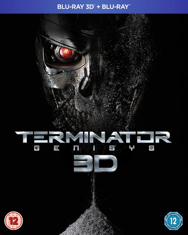 Terminator Genisys 3D (Includes 2D Version)