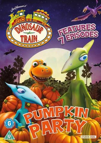 Dinosaur Train - Pumpkin Party
