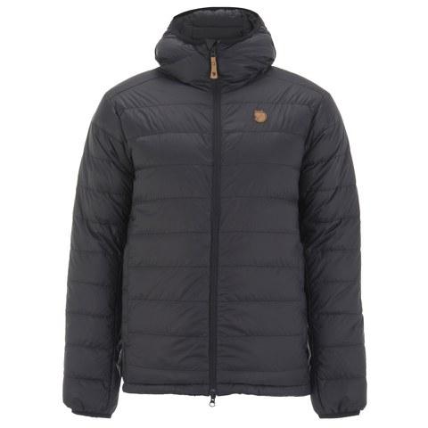 Fjallraven Men's Pak Down Jacket - Un Black