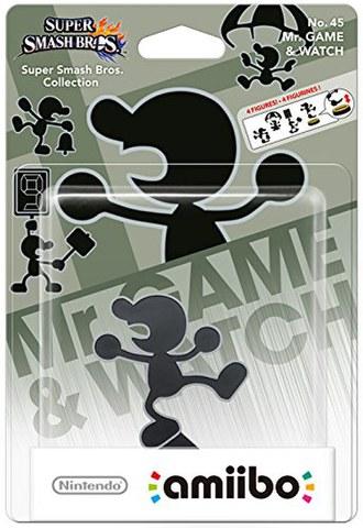 amiibo Smash Mr. Game & Watch