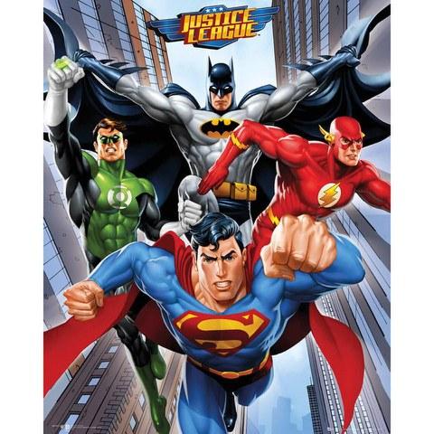 DC Comics Rise - 16 x 20 Inches Mini Poster