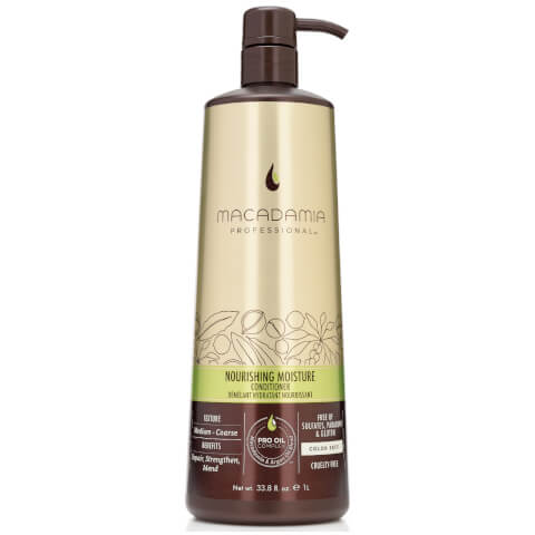 Macadamia Nourishing Moisture Conditioner (1000ml)