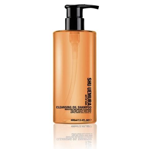 Shu Uemura Art of Hair Cleansing Oil Shampoo for Dry Scalp (400ml)