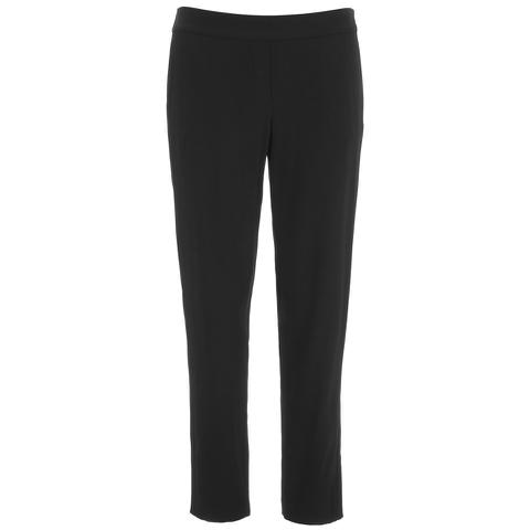 HUGO Women's Habeas Trousers - Black
