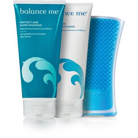 Balance Me Tangle Teezer Aqua Splash Hair Brush