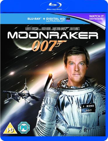 Moonraker (Includes HD UltraViolet Copy)