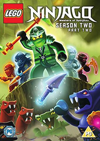 LEGO Ninjago - Series 2 Part 2