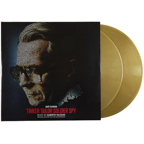 Tinker Tailor Solider Spy Zavvi Exclusive Vinyl Soundtrack (2LP) 500 Only