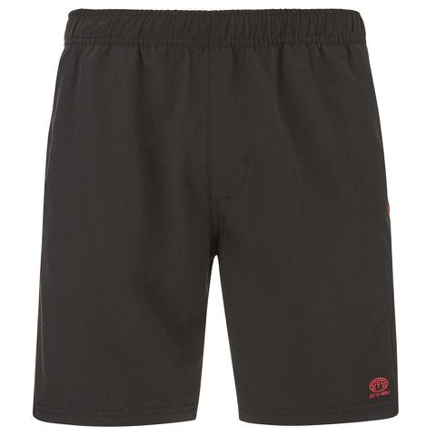Animal Men's Banta Elasticated Waist Swim Shorts - Black
