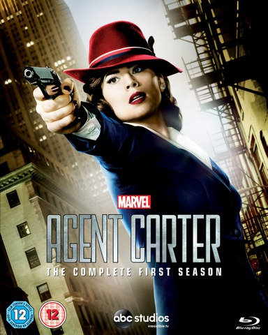 Marvel's Agent Carter - Staffel 1