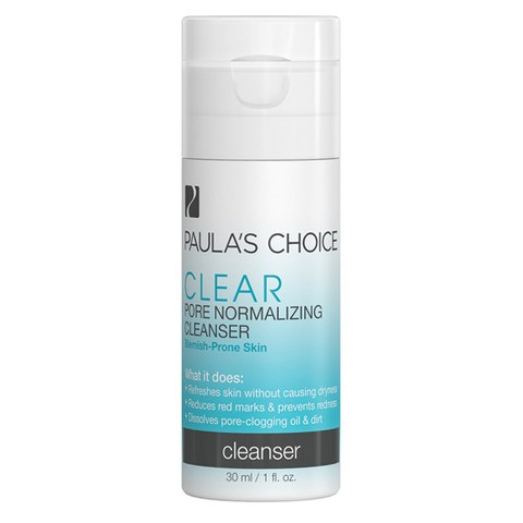 Paula's Choice Clear Pore Normalizing Cleanser - Trial Size (30ml)