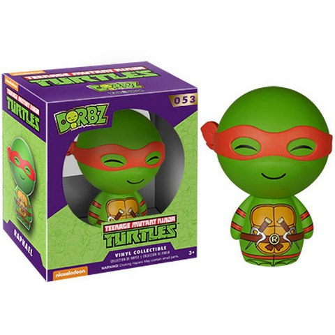 Teenage Mutant Ninja Turtles Vinyl Sugar Dorbz Vinyl Figur Raphael