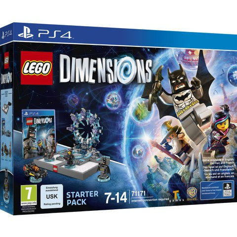 LEGO Dimensions, PS4 Starter Pack