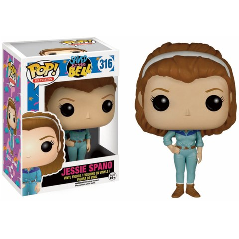 Saved By The Bell Jessie Spano Funko Pop! Figur