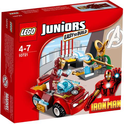 LEGO Juniors: Iron Man tegen Loki (10721)