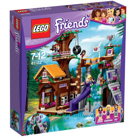 LEGO Friends: Adventure Camp Tree House (41122)