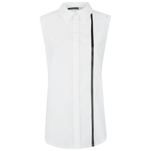 Sportmax Code Women's Uniparo Shirt - Optical White