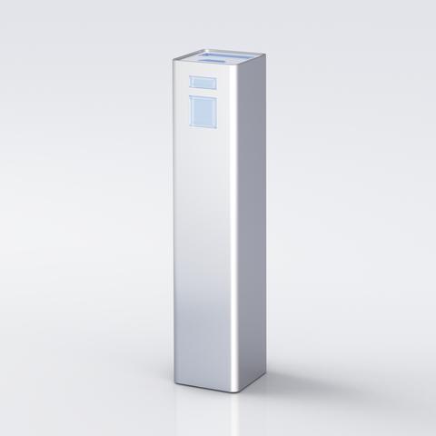 Tech Power 2200 MAH Power Bank - Silver