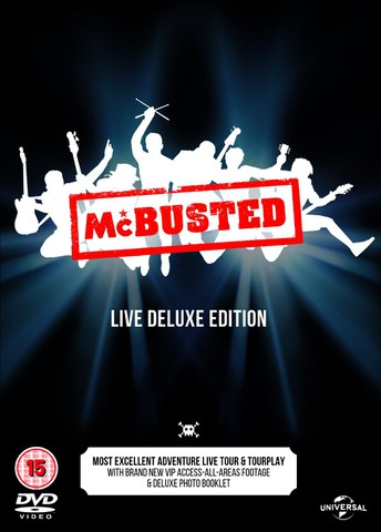 McBusted - Live Deluxe Edition