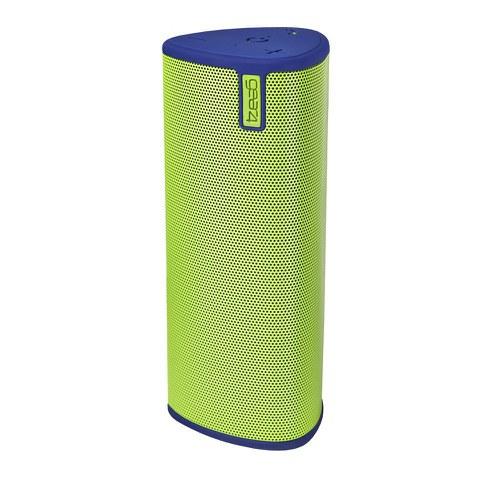 GEAR4 HouseParty Go! 2 Portable Wireless Bluetooth Speaker - Lime/Navy