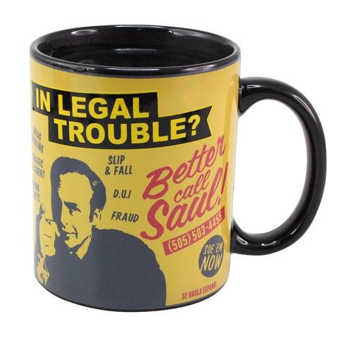 Better Call Saul Heat Change Mug