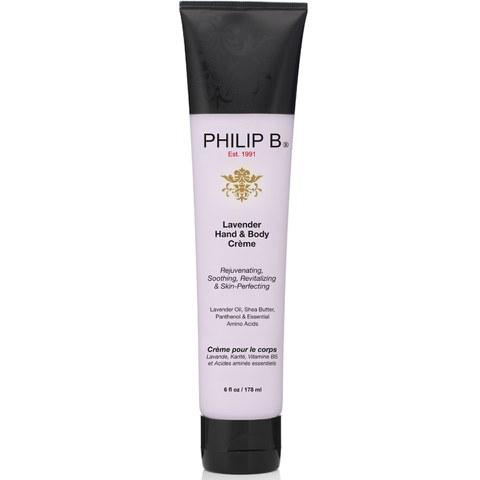 Philip B Lavender Hand and Body Crème (178ml)