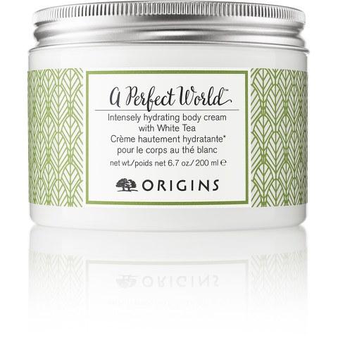 Origins A Perfect World Hydrating Body Cream (200ml)