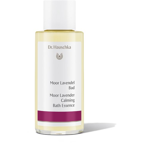Dr. Hauschka Moor Lavender Calming Bath Essence (100ml)