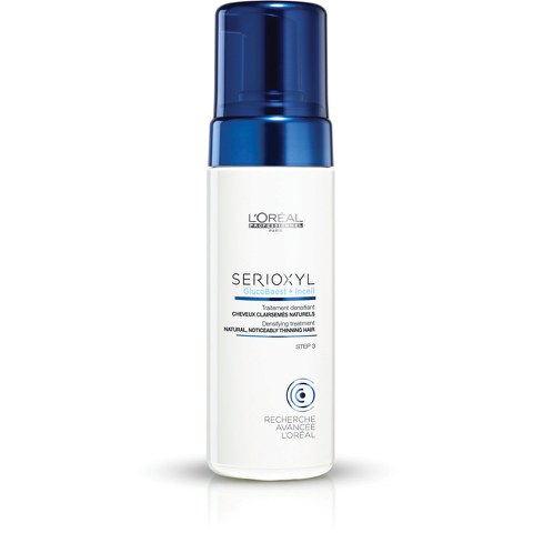 L'Oreal Professionnel Serioxyl Densifying Treatment for Natural Thinning Hair (125ml)