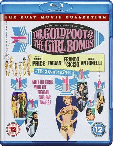 Dr Goldfoot and the Girl Bomb