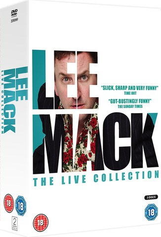 Lee Mack The Live Collection