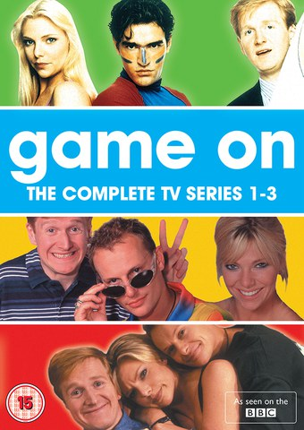 Game on Series 1-3