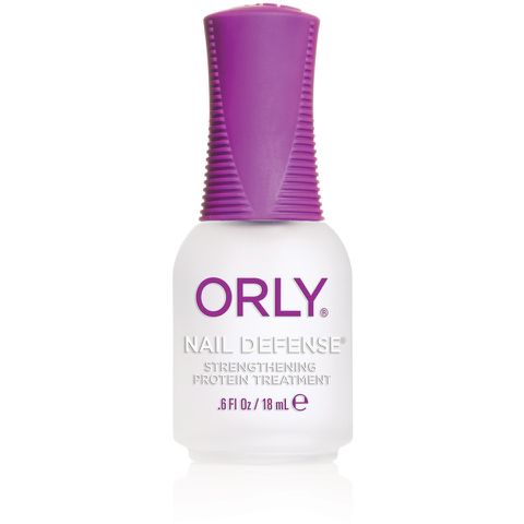 ORLY Nail Defense Nail Strengthener (18ml)