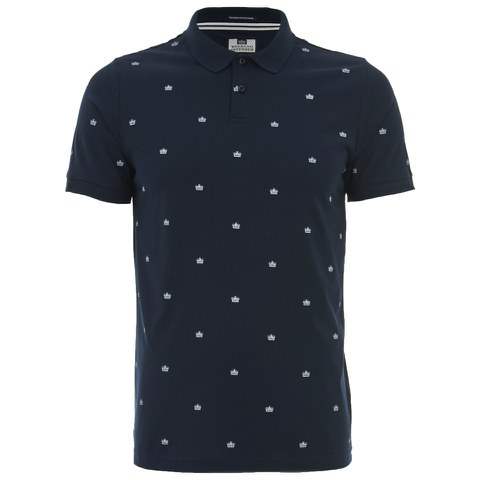 Weekend Offender Men's Baxter Polo Shirt - Navy