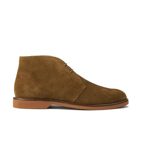 Polo Ralph Lauren Men's Carsey Suede Desert Boots - Snuff