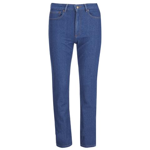 A.P.C. Women's Droit Jeans - Indigo