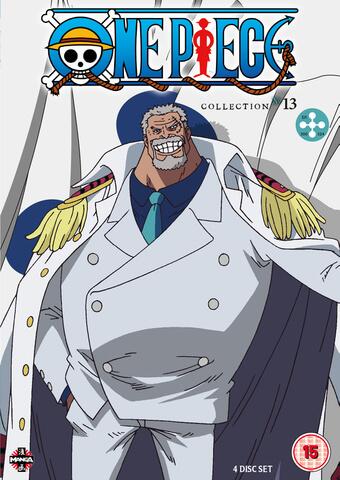 One Piece (Uncut) Collection 13 - Episodes 300-324