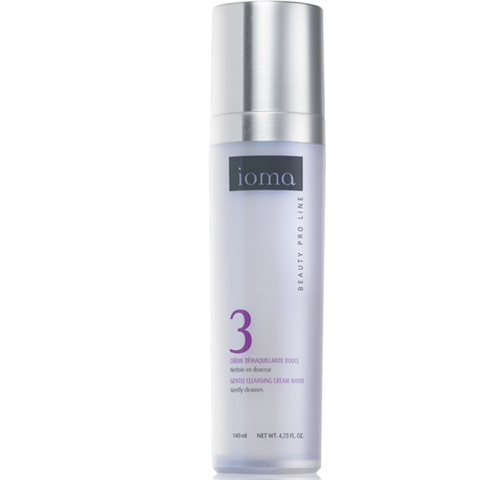IOMA Gentle Cleansing Cream Water 140ml