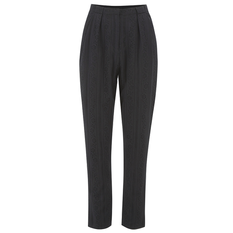 The Fifth Label Women's Sad Song Lace Trousers - Black