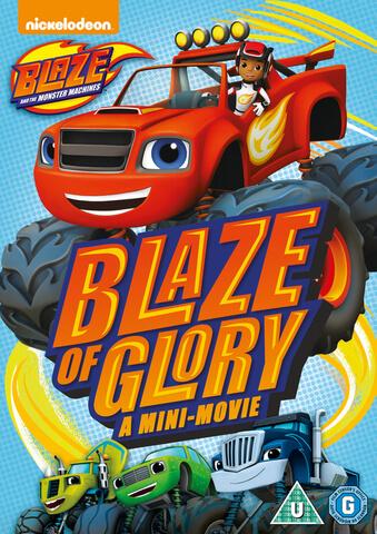 Blaze & The Monster Machines: Blaze of Glory