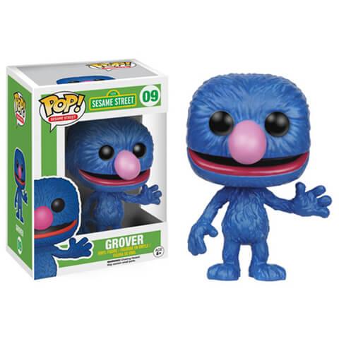 Sesame Street Grover Funko Pop! Figuur