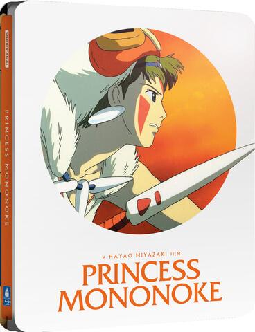 Princess Mononoke - Zavvi Exclusive Limited Edition Steelbook (Limited to 2000 Copies)