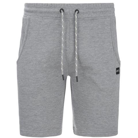 Jack & Jones Men's Core Run Shorts - Grey Melange