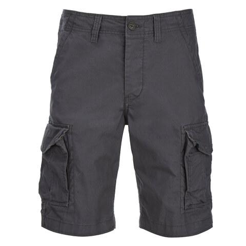 Jack & Jones Men's Originals Preston Cargo Shorts - Forged Iron