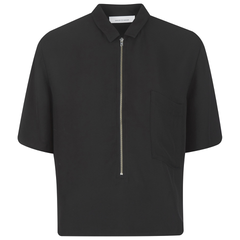 Samsoe & Samsoe Women's Hood Shirt - Black