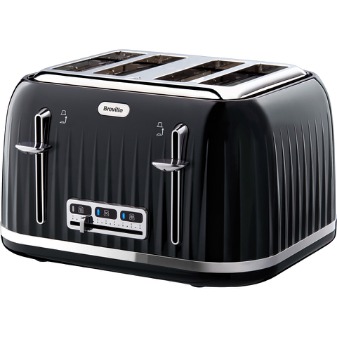 Breville VTT476 Impressions Collection Toaster - Black