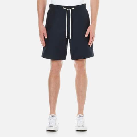 A.P.C. Men's Jam Drawstring Shorts - Dark Navy