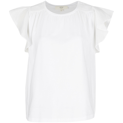 Vanessa Bruno Athe Women's Extra Cotton T-Shirt - White