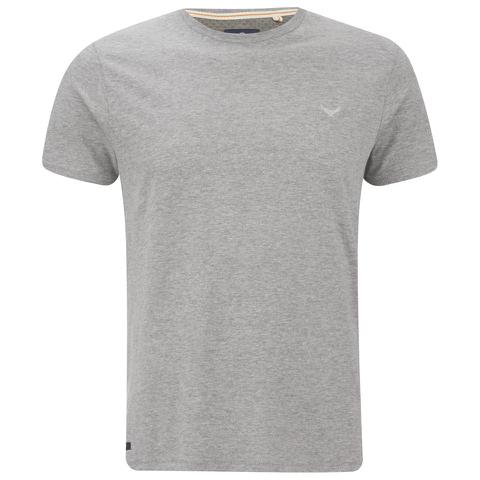 Threadbare Men's William Crew Neck T-Shirt - Grey